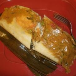 Belizean-Tamales
